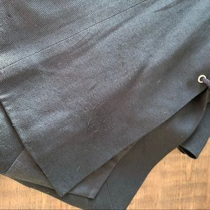 All Saints Jackets & Coats - Allsaints Alexia laced blazer 10 black open front
